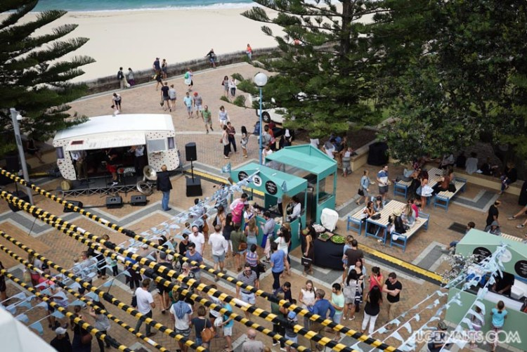 March into Merivale -  Coogee Foreshore Festival (43)