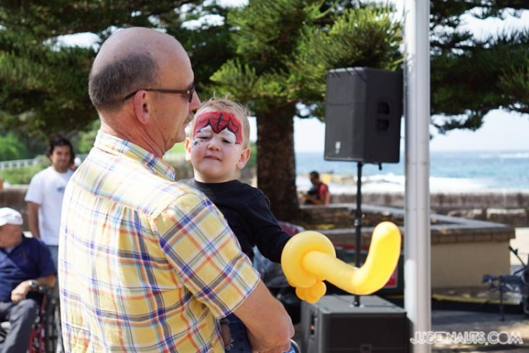 March into Merivale -  Coogee Foreshore Festival (7)