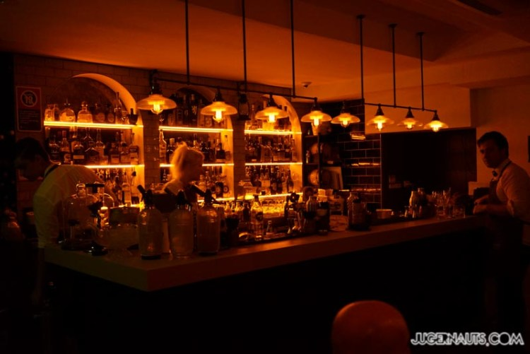 The Powder Keg - Potts Point (1)