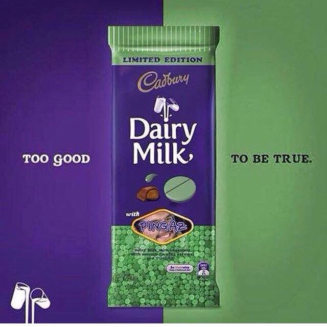 Cadbury Chocolate too good to be true (7)