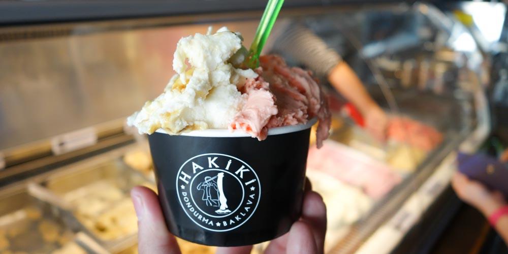 Hakiki Turkish Ice Cream and Baklava Newtown