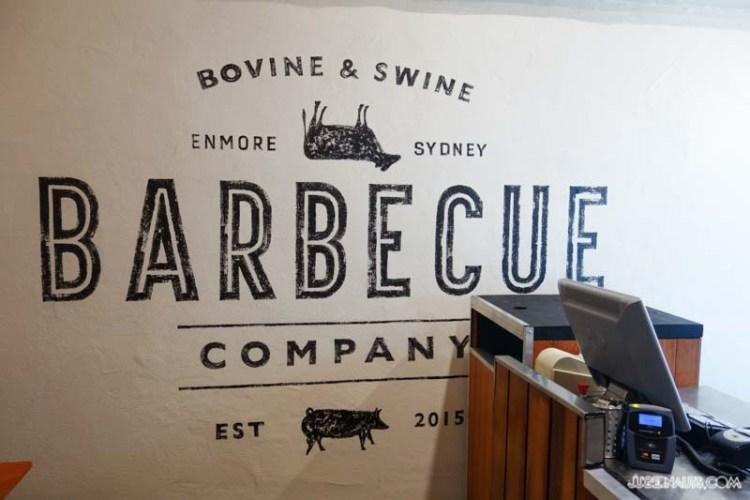 Bovine Swine Barbecue Company Enmore jugernauts (1)