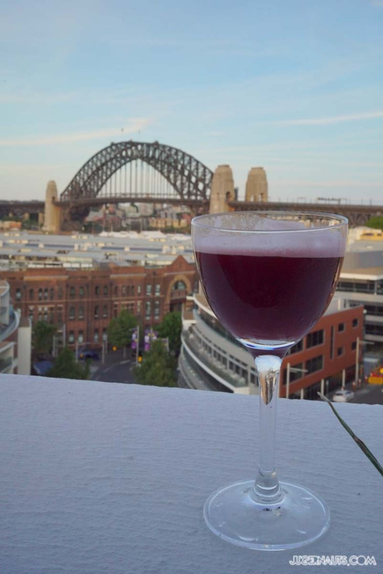 Henry Deane Rooftop Bar Hotel Palisade Millers Point (9)