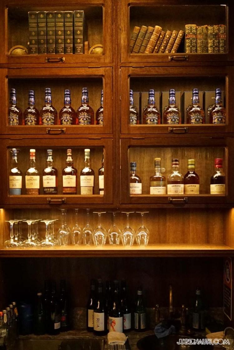 John Merivale jandM J M Whisky Bar (1)