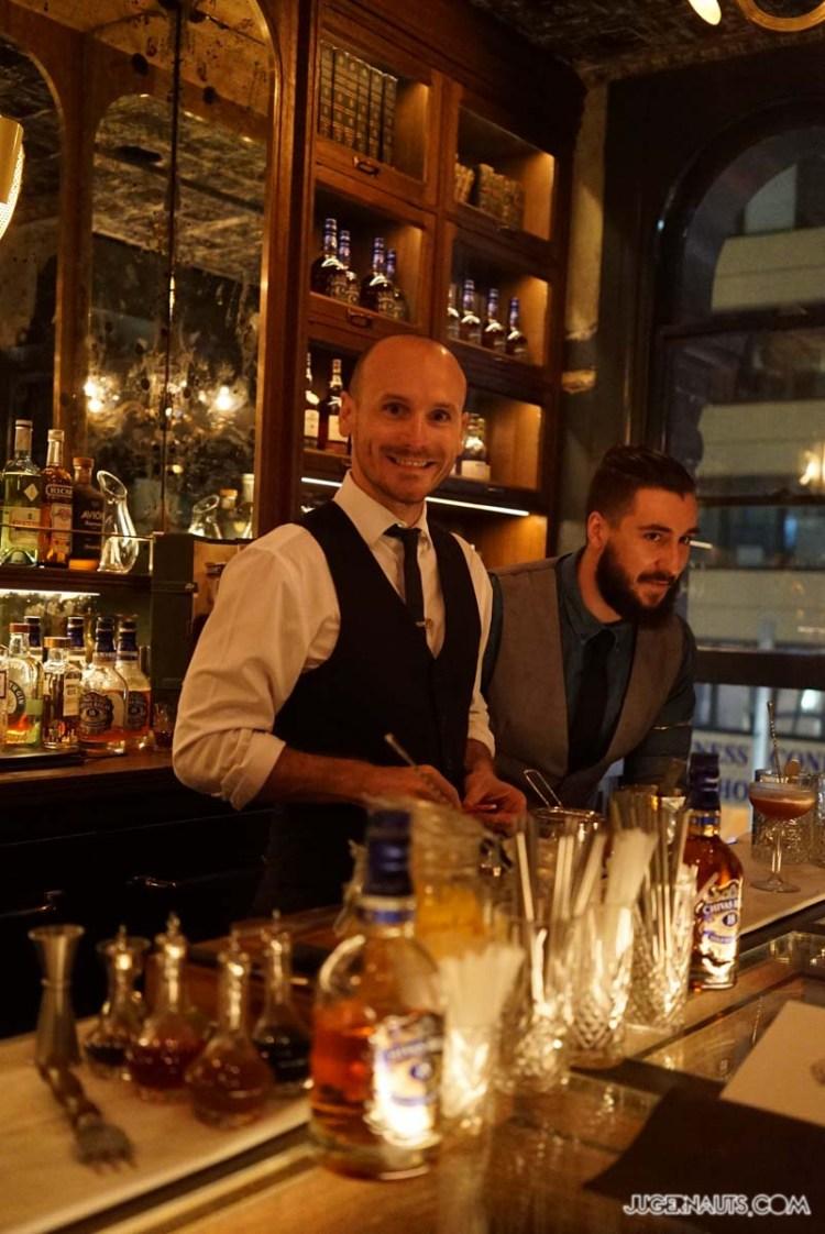 John Merivale jandM J M Whisky Bar (6)