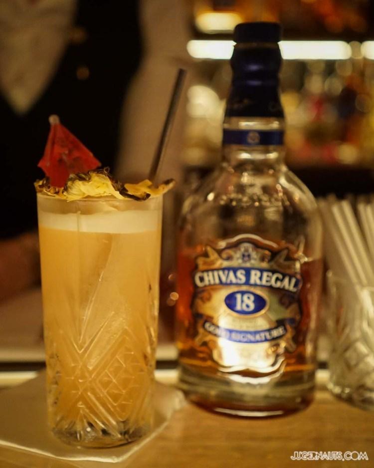 John Merivale jandM J M Whisky Bar (7)
