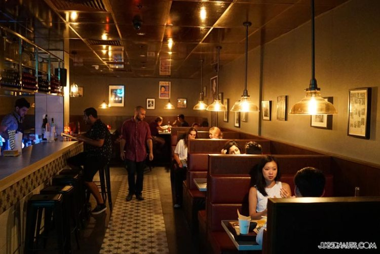 Easy Eight Diner and Bar Jugernauts (1)