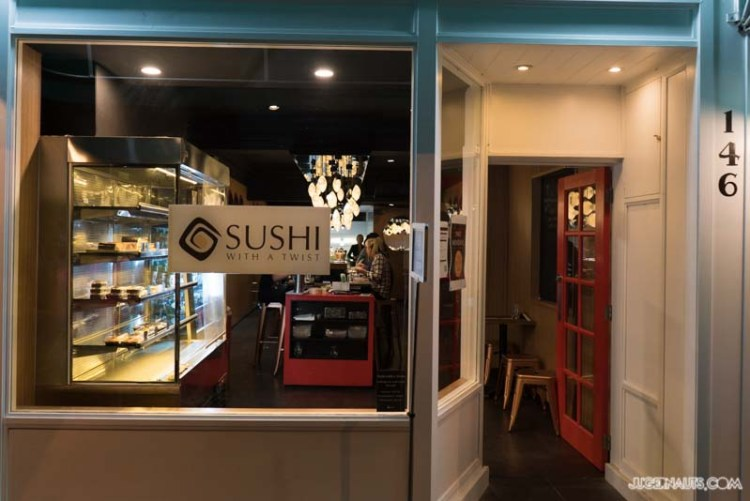 Sushi with a Twist Woollahra (1)