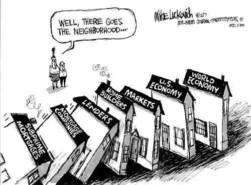 subprime dominos cartoon