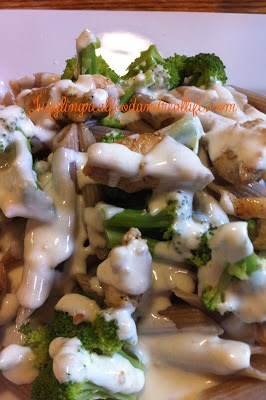 Quick and Easy Homemade Alfredo Sauce