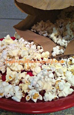 DIY Microwave Popcorn – Juggling Real Food and Real Life