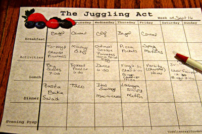 Meal Planning the Juggling Way (Free Printable) – Juggling Real Food and Real Life