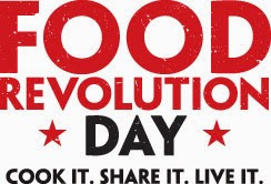 Food Revolution Day 2014 – Juggling Real Food and Real Life