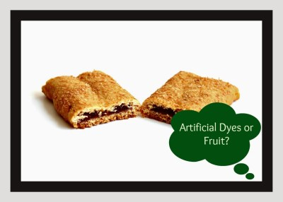 Artificial Dyes or Fruit?