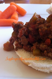 Crock Pot Sloppy Joe