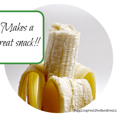 Rethink Your After Sports Snacks
