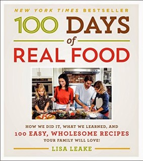 100 Days of Real Food Book