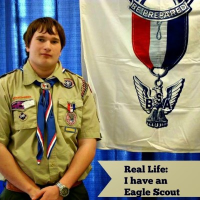 Real Life: I Have an Eagle Scout