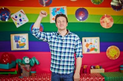 Jamie Oliver Food Revolution Day