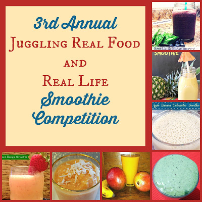 Juggling Real Food and Real Life