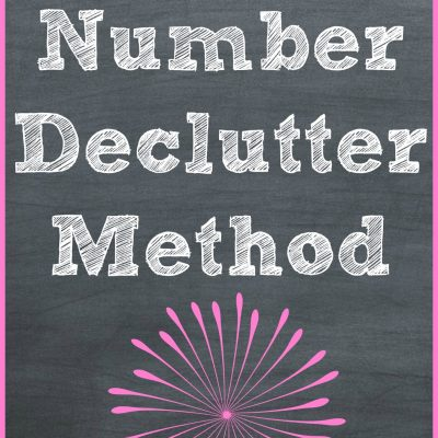 Random Number Declutter Method