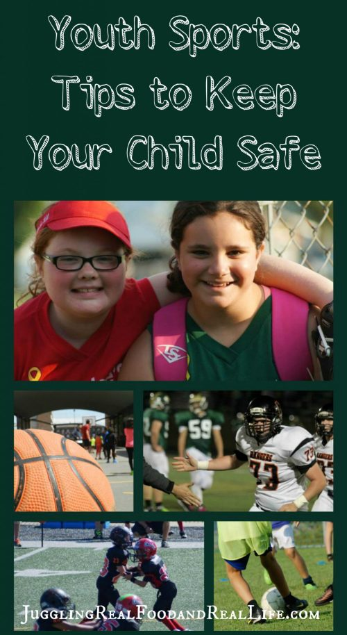Youth Sports Safety Tips