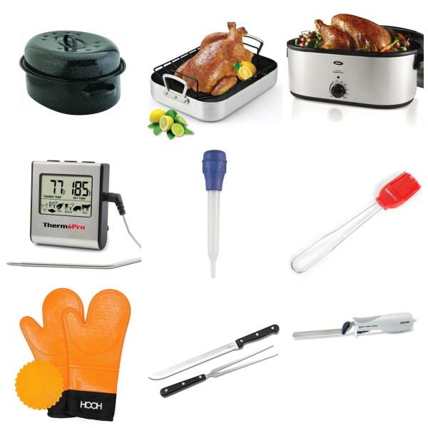 Turkey Cooking Tool Essentials