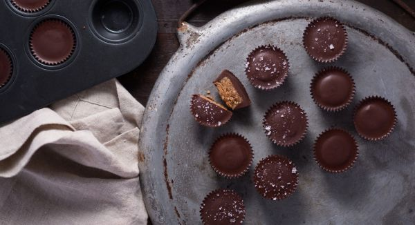 Almond Butter Cup Recipe