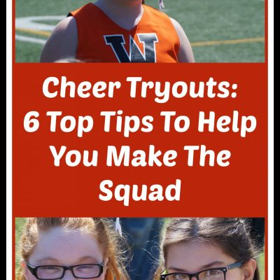 Cheer Tryouts: 6 Top Tips To Help You Make The Squad