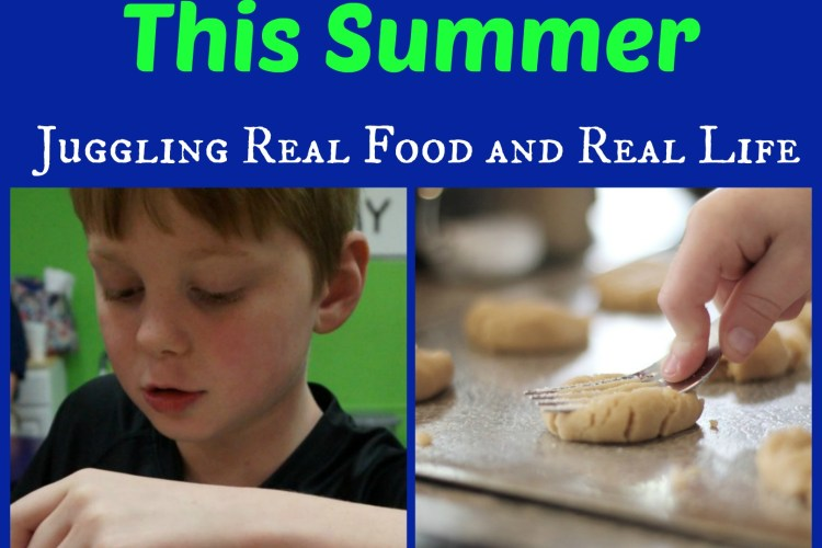 10 Benefits of Cooking With Your Kids This Summer