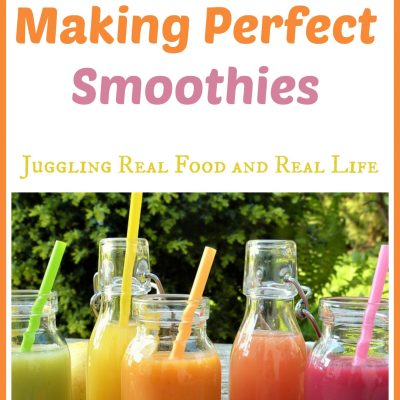 5 Tips For Making Perfect Smoothies