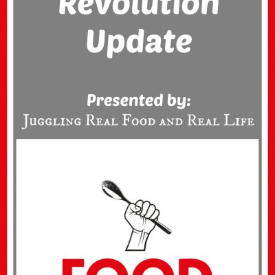 Food Revolution Takes on Energy Drinks