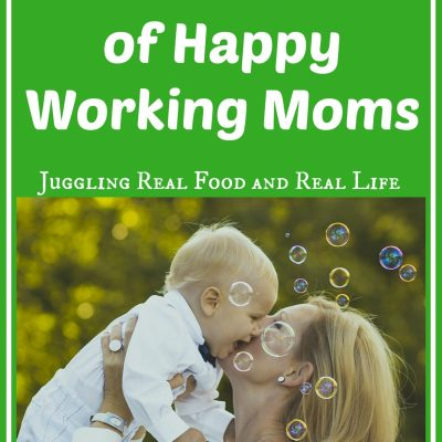 10 Habits of Happy Working Moms