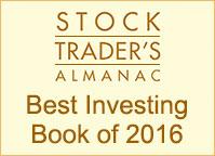 Stock Trader's Almanac Best Investing Book 2016