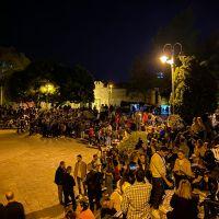 Na nišavskom keju kao na mitingu, slično i u Leskovcu (foto, video)