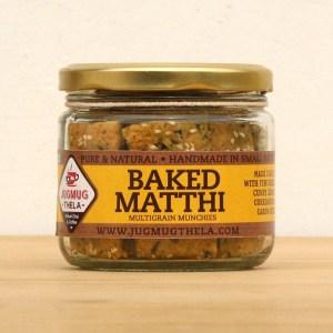 Baked Matthi Buy Online Jugmug Thela