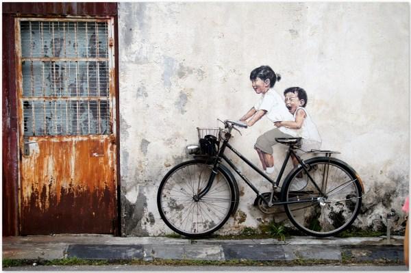 Penang Street Art Bullfrogs Symposium
