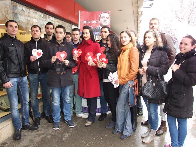 SPS Omladina obeležila dan tolerancije