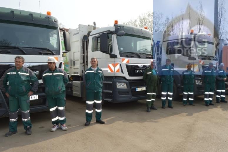 PWW kupio nove kamione smećare