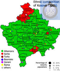 Frankfurter Rundsau Dogovorena Promena Granica Na Kosovu Jugpress