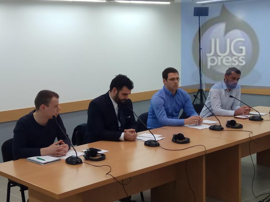 Debata o razmeni teritorija Srbije i Kosova bez Srba među govornicima, posetioci izazvali incident