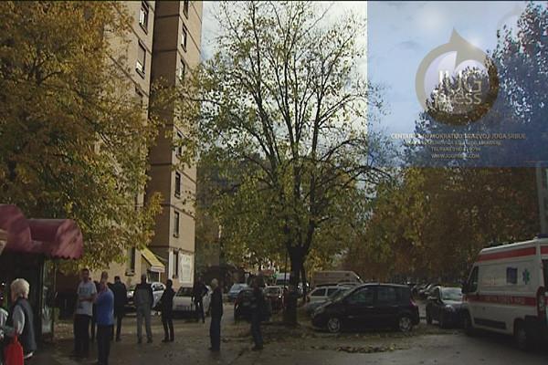 Dečak pao sa 12. sprata zgrade u Nišu