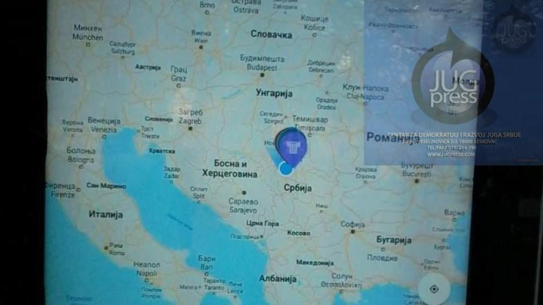 Na Sajtu Eu Objavljena Mapa Srbije Bez Kosova Tacno Net