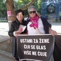 18. maj – Dan sećanja na žene žrtve nasilja - JUGPRESS