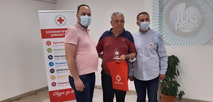 U Lebanu obeležen Svetski dan dobrovoljnih davalaca krvi
