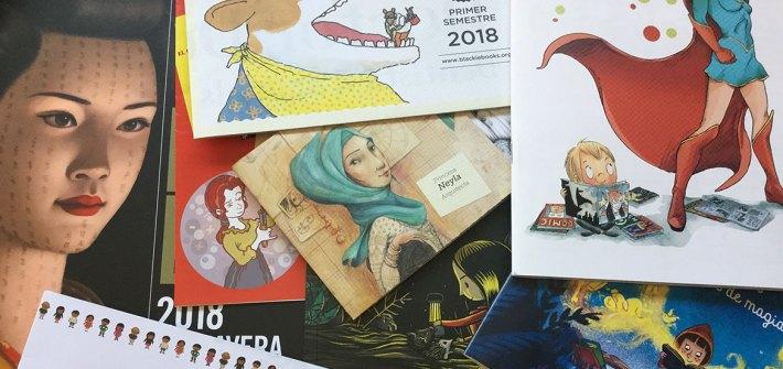Editoriales Madrid 2018
