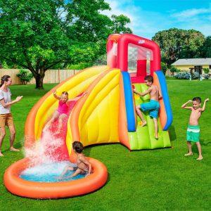 juguetes inflables para bebés y niños