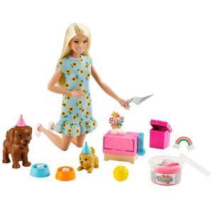 Barbie Sisters & Pets Fiesta de Perritos
