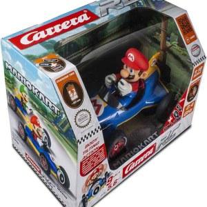 Go Kart Carrera Rc Mario Bros 1: 18 Scale 2.4 Ghz