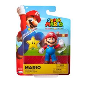 Super Mario With Super Star